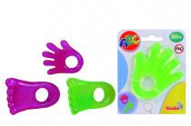 Chladiace hryzátko 11 cm - mix variantov či farieb