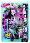 Monster High párty účes