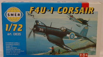 Chance Vought F4U-1 Corsair  1:7