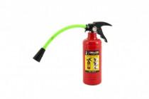 Vodné pištole hasiaci prístroj plast 18cm - mix farieb