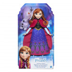 FRZ Panenka Elsa/Anna se třpytivými šatami a kamarádem - mix variant či barev