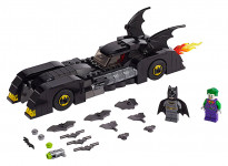 Lego Super Heroes 76119 Batmobile: pronásledování Jokera