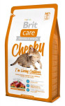 Brit Care Cat Cheeky I am Living Outdoor 0,4 kg