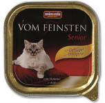 Animonda VomFeinsten cat van. Senior - drůbeží 100 g