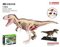 4D Model -  T-Rex