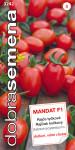 Dobrá semená Rajčiak kolíkový datľové - Mandat F1 10s