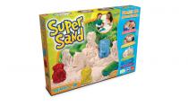 Kinetický písek Super Sand - Zvířátka - VÝPREDAJ