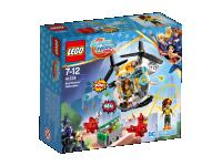 Lego Super Heroes 41234 Bumblebee a helikoptéra