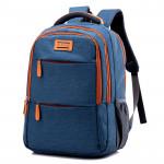 Školský batoh, tmavo modrý