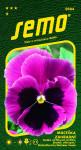 Semo Fialka sirôtka - Mistral S1 ružová s okom 35s