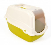 WC kryté - Basil dôvo + zelené 57 x 39 x 41 cm