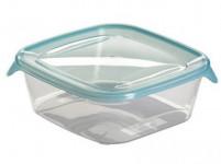 dóza FRESH & GO štvorcová 0,8l plastová
