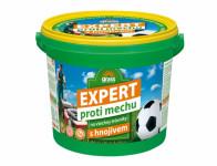 Prípravok EXPERT na trávnik proti machu s hnojivom 5kg