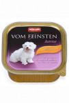 Animonda VomFeinsten dog van.Junior - hydina, srdce 150 g