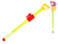 Vodná pumpa 59 cm 3 trysky - mix farieb
