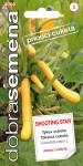 Dobrá semena Tykev cuketa - Shooting Star žlutá pnoucí 7s