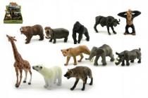 Zvieratko ZOO plast 10cm - mix variantov či farieb