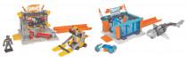 Mega Bloks Hot Wheels základní hrací set