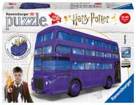 Ravensburger puzzle Harry Potter Rytiersky autobus 216 dielikov