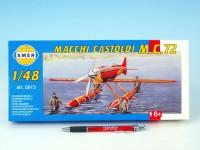 Model Macchi Castoldi MC72 1:48 17,5x19cm