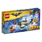 Lego Batman 70919 Movie Výroční oslava Ligy spravedlivých