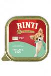 Rinti Gold Mini vanička jeleň + hovädzie 100g