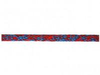 lano PPV 8mm farebné pletené spiroidných 20pr. (120m)