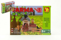 Stavebnice Dromader Farma 28403