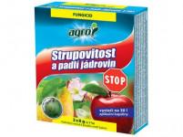Agro Chrastavitosť a múčnatka jadrovín STOP - 3 x 8 g