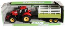 Traktor s prívesom - mix variantov či farieb