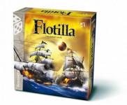 Flotilla námorná bitka spoločenská hra lode