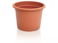 kvetináč PLASTICA 28 v.21,2cm TE (R624)