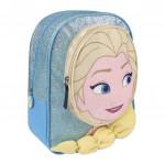 Detský batôžtek 3D Ľadové kráľovstvo