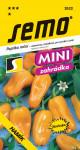 Semo Paprika zeleninová sladká - Hamík® na pole aj na rýchlenie 30s - séria Mini