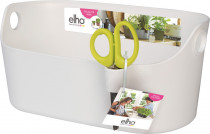 Elho obal Brussels Herbs Station - white