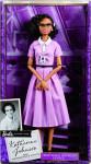 Barbie světoznámé ženy Katherine Johnson