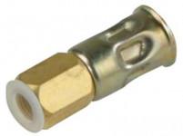 koncovka hadicové s maticou M9x0,75