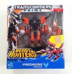 Transformers lovci příšer s bitevním vybavením