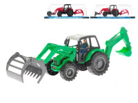 Traktor 28 cm na zotrvačník - mix variantov či farieb