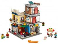 Lego Creator Zverimex s kavárnou