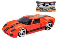 Ford GT 2010 1:24 20 cm na zotrvačník - mix farieb