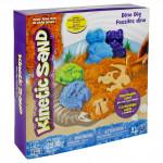 Kinetic Sand Pes / Dino Tematická sada