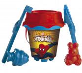 Pískový set Spiderman