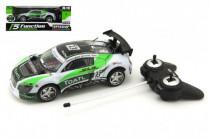 Auto RC 25cm plast zrýchľujúce 1:18 na batérie 27MHz