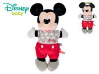 Mickey Mouse Baby plyšový 30 cm
