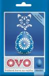 Barva na vajíčka OVO prášková modrá