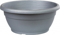 Žardina Similcotto broušená - stříbrná 20 cm
