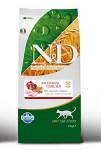 N & D Low Grain CAT Adult Chicken & Pomegranate 10kg