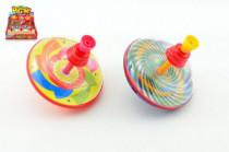 Káča točiace priemer 12cm plast - mix variantov či farieb