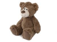 Medveď plyšový 31 cm sediaci